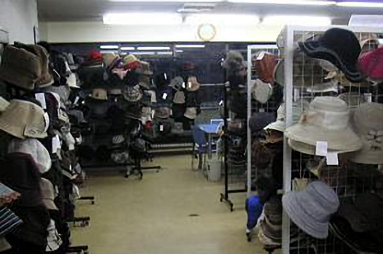 帽子はなんでも生産出来ます。